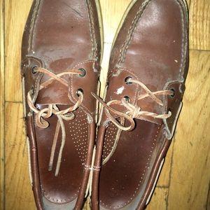 Sebago Dockside men's boatshoes